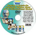 Making a Brush-On Mold of a 3D Model (DVD)