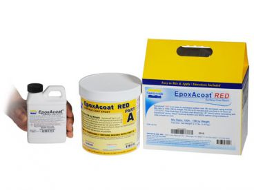 EpoxAcoat Red/1  Epoxidharz