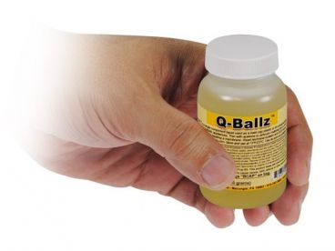 Q-Ballz/1 Glatzen- und Einkapselungskunststoff