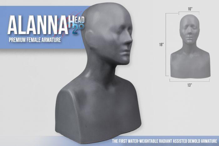 Modellierarmatur ALANNA H2.0 Deluxe