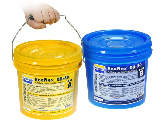 ECO-FLEX 0030/2 Silicone Rubber