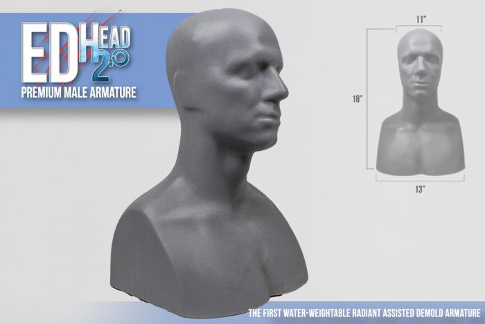 Modellierarmatur ED H2.0 Deluxe