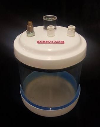 ClearVac Vakuumbehälter inkl. 1 m Schlauch