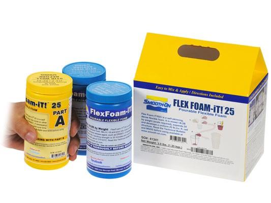 FlexFoam-iT! 25/1  Polyurethanweichschaum