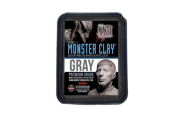 Monster Clay Gray/1