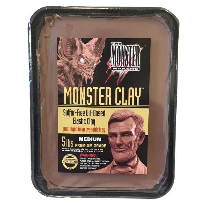 Monster Clay Medium/1