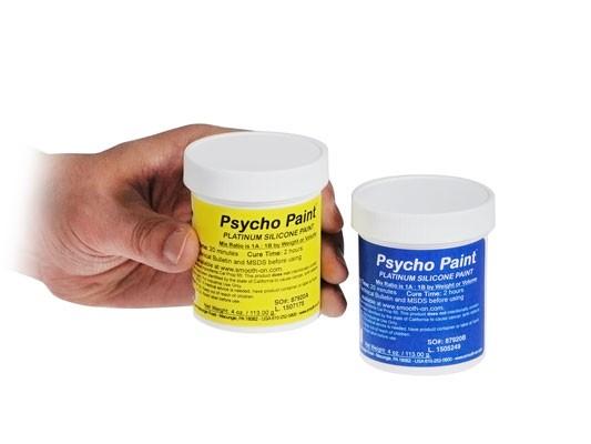 kaupo plankenhorn psycho paint 1 silicone paint