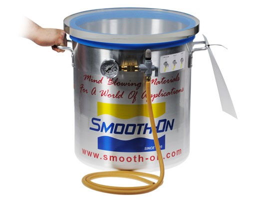 Silikondichtung für Vakuumbehälter groß