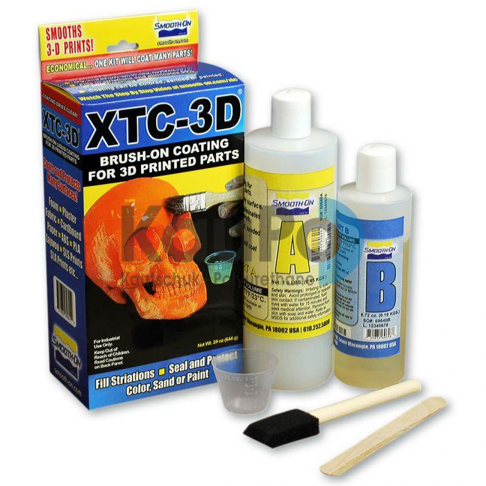 XTC-3D/0 Epoxy Resin