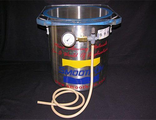 Vakuumpumpe und -behälter